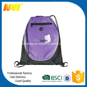 High Quality Gym Drawstring Backpack Bag pictures & photos