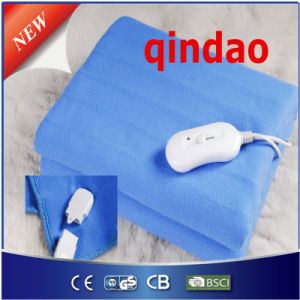 Portable Electric Blanket with Adjustable Heat Settings pictures & photos