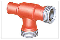 Pipes & Fittings Made of Integral Connections (CDIC) pictures & photos