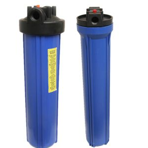 "20"" Blue Filter Housing Used for Water Treatment"