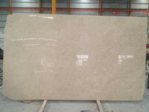 Decoration Material Spanish Jura Beige Marble Cream Marfil Marble Tile pictures & photos