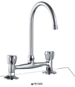 "8"" Brass Basin Faucet pictures & photos"
