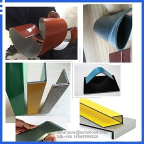 Neitabond 3mm PE Aluminum Composite Material (ACM) for Brazil pictures & photos