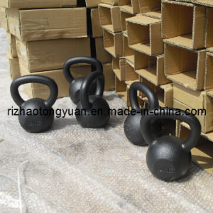 Cast Iron Kettlebell pictures & photos