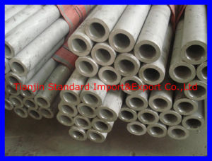 Stainless Steel Pipe 321 with Fe Fa Price pictures & photos