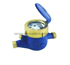 Multi-Jet Vane Wheel Water Meter pictures & photos