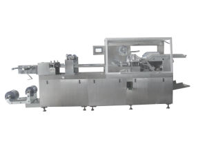 Tooth Brushes Blister Card Packaging Machine (DPZ-480D)