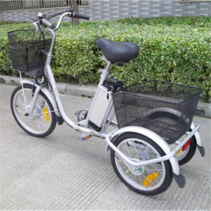 3 Wheel Electric Tricycle for Sale pictures & photos