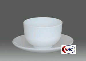 Opal Glassware Tea Cup / Saucer / Cup Set
