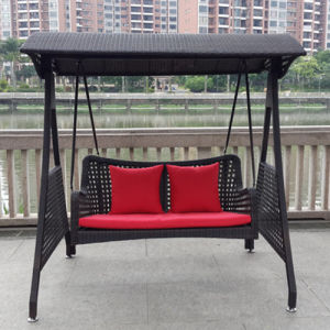Hotel Garden Rattan Swing Chair (SW-02003) pictures & photos