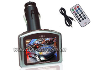 Car MP4/ FM Transmitter with Memory R31