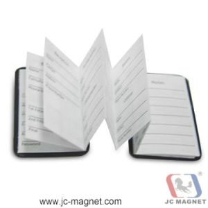 Custom High Quality Magnetic Address Book pictures & photos