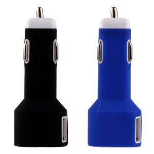 High Power 5V 5.1A USB Car Charger for Mobile Phone pictures & photos