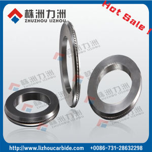 Tungsten Carbide Rolling Ring for Steel Plants Wire pictures & photos