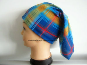 OEM Produce Custom Logo Printed Microfiber Polar Fleece Winter Multifunctional Seamless Headband pictures & photos