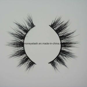 Wholesale Beauty Lashes Premium Mink Strip Eyelashes with Custom Box pictures & photos