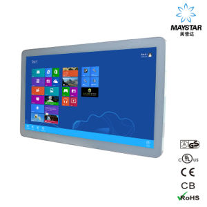 Wall Hanging 3G WiFi 19 Inch Multi Touch Screen Panel pictures & photos