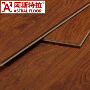 Silk Surface (U-Groove) Laminate Flooring (AS8157) pictures & photos