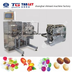 Lcx 4000 High Speed Hard Candy & Chewy Candy & Toffee Chain Type Forming Machine pictures & photos