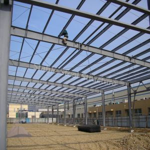 Steel Structure Coal Workshop Construction with Nice Quality pictures & photos
