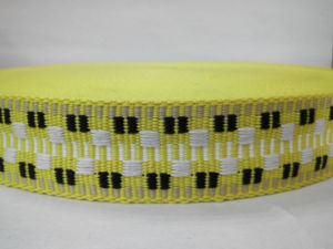 Aramid Fiber Jacquard Webbing for Industry pictures & photos