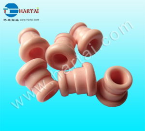 Grooved Ceramic Eyelets Alumina Ceramic Eyelet Guide A105-042p pictures & photos