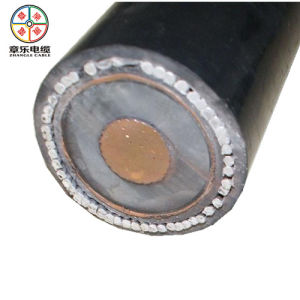 8.7/15kv Signal Core Power Cable, Steel Wire Armoured Electric Cable
