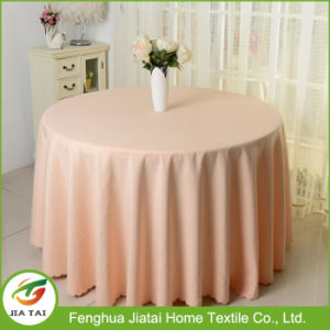 Custom Table Cloth Designs Lighted Hotel Table Cloth pictures & photos
