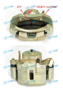 High Quality Dfac Auto Partsbrake Clamp pictures & photos