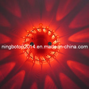 Red LED Power Flare