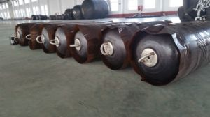 Passed Dnvgl Certificate Marine Floating Pneumatic Rubber Fender for Ship Protection pictures & photos