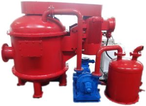 Vacuum Degasser for Oilfield Mud Cleaning and Solids Control System