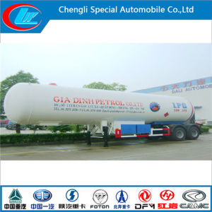 Asme Certificated 40000liters 2 Axle or 3 Alxle LPG Semi Trailer for Sale pictures & photos