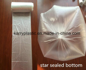 Plastic Garbage Bags on Roll pictures & photos