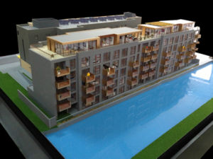 Architectural Model Maker, Residential Model with Highly Details (JW-381) pictures & photos