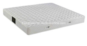 Hot Sale New Design Bonnel Spring Compressed Mattress (WL104-C) pictures & photos