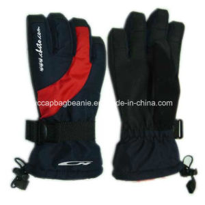 Custom Wholesale Snow Winter Ski Gloves pictures & photos