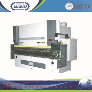 Besco Hydraulic Press Brake and Hydraulic Shearing Machine, Guillotine Shearing Machine pictures & photos