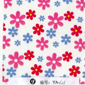 Yingcai Flower Designs Liquid Image Water Transfer Printing Film pictures & photos