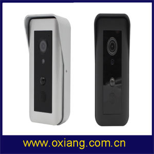 Wireless Battery Doorbell Video Doorphone with Intercome System pictures & photos