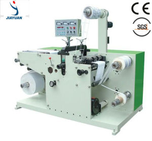 Jmq-320y Rotary Die Cutter and Slitter, Label/ Blank Label/ Trademark Die Cutting Machine pictures & photos