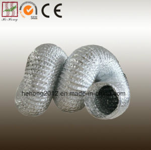Non-Insulated Flexible Pipe for Ventilation pictures & photos