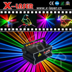 1W RGB Laser Pub Laser Light Projector Laser Stage Light pictures & photos