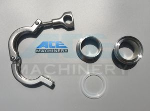 Stainless Steel Pipe Clamp Ferrule for Food Grade Industry (ACE-KG-6W) pictures & photos