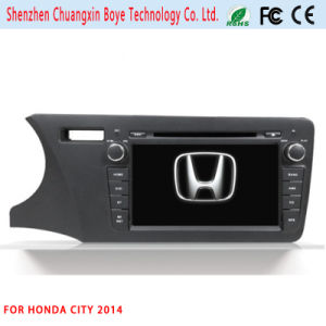 in Car DVD GPS Multimedia for Honda City 2014 pictures & photos