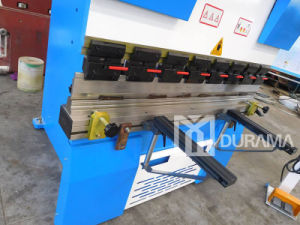 Wc67y Series CNC Hydraulic Press Brake, Plate Bending Machine pictures & photos