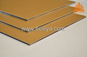Natural Marble Foshan ACP Mt-2823 Golden pictures & photos