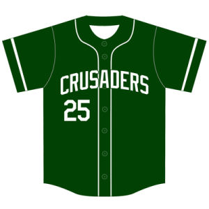 Custom Womens Sublimated Baseball Tops for Teams pictures & photos