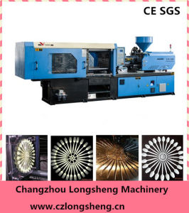 Automatic Plastic Spoon Making Machine pictures & photos