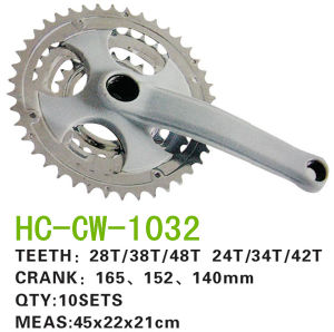 Bicycle Parts Chainwheel & Crank (CW-1032) pictures & photos